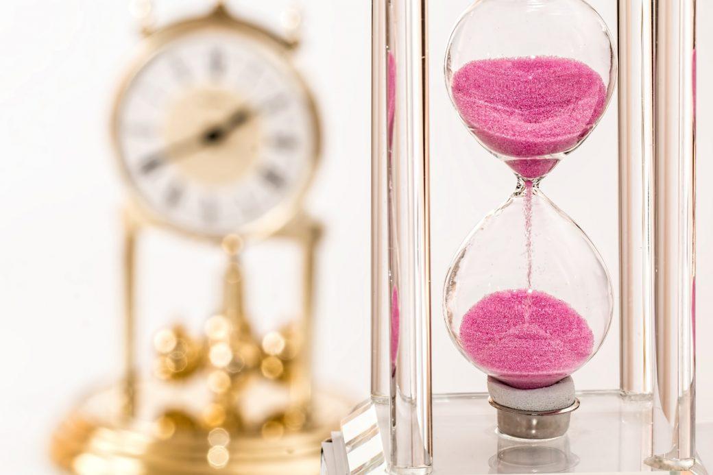 Tijd tussen overlijden en de uitvaart