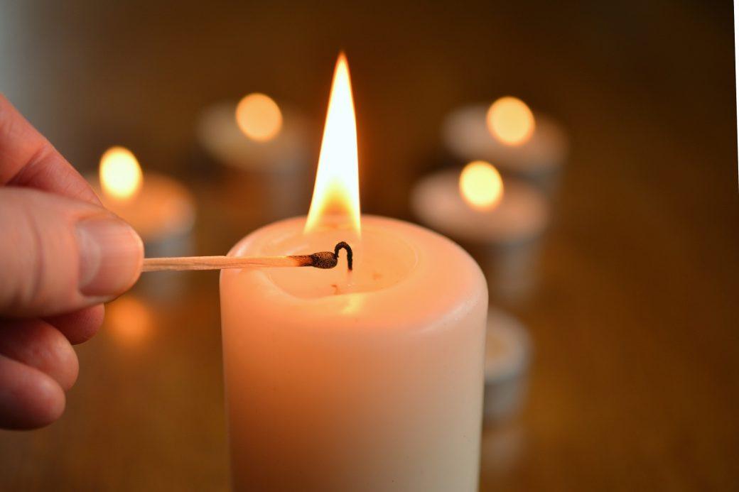 Een lichtje voor oma - Eigen Stijl Uitvaartzorg - blog - ervaringen